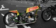 digger Harley Davidson Motorcycles, Custom Motorcycles, Custom Harleys, Kustom Kulture, Retro Futuristic, Digger, Bobbers, Choppers, Cool Bikes
