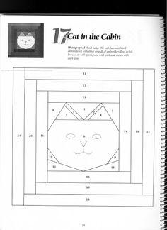 101 LogCabinBlocks - Aderita Rubio - Picasa Webalbumok