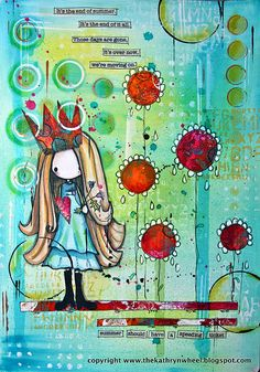 Love her layers!   http://thekathrynwheel.blogspot.com/p/terms-of-use.html