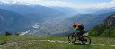 Varneralp 2016-1 Bike, Mountains, Nature, Travel, Notebooks, Bicycle Kick, Bicycle, Naturaleza, Trips