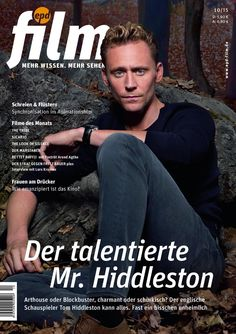 Tom Hiddleston. Paris. #CrimsonPeak Via Torrilla.