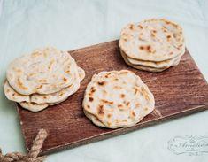 Cómo hacer pan indio con Thermomix - Thermomix por el mundo Gua Bao, Naan, Pan Indio, Ayurveda, A Food, Recipies, Bread, Cookies, Breakfast