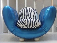 inflatable seating by Edra from the 90′s