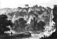 Gravure 1800, Edessa Macedonia Hellas
