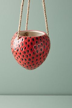 Slide View: 1: Hanging Fruit Pot