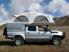 FlipPac camper.