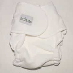 prepping and washing cloth diapers