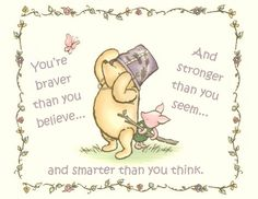 Beautiful Quotes For A Profile Picture: Winnie The Pooh Quotes About Happiness In Your Life ~ Mactoons Art Inspiration