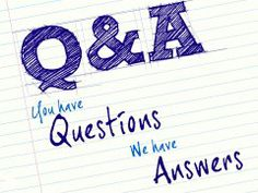 Connecting with Teens´ Questions at Camp: This blog post is about an idea that helped me connect with my teens at camp: helping teens to ask questions.
