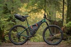 Kona Big Honzo DL Review, Bikepacking