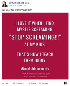 Funny Mom Jokes Parenting Boys Ideas For 2019 Motherhood Funny, Quotes About Motherhood, Funny Mom Jokes, Funny Memes, Funny Kids, Hilarious, Exhausted Humor, Mom Quotes, Funny Humor
