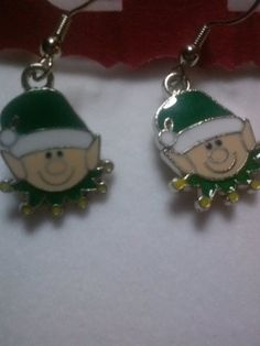 CYBERMONDAY for 60 off 30 or more Elf Earrings by SimplybySunshine, $5.00