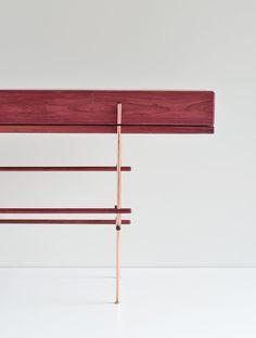 Furniture design by Gustavo Bittencourt