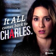 "S6 Ep5 ""She's No Angel"" - It all comes back to ChArles. #PLL #6/30/15"