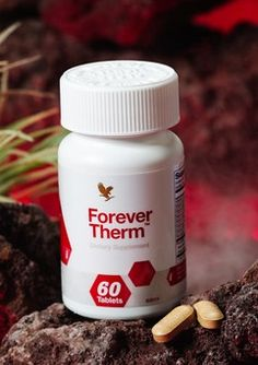 Forever Therm is a powerful, supportive formula to help boost your energy levels and kick-start metabolism, helping you on your weight-loss journey. Forever Living Aloe Vera, Forever Aloe, Clean 9, Daily Fiber Intake, Forever Living Business, Nutritional Cleansing, Shake Diet, Meal Replacement Shakes, Forever Living Products