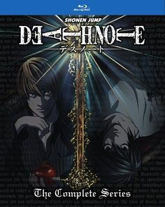 Death-Note-Complete-Series-5-DISC-SET-2016-Blu-ray-NEW