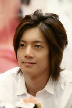 Kim Hyun Joong 김현중 ♡ long hair ♡ Kpop ♡ Kdrama ♡