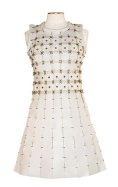 Paco Rabanne Dresses   Dress - Paco Rabanne (1934-) Paco Rabanne - 1966 - Paris - Plastic and ...