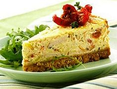Looking for a wholesome recipe to gather the whole family? Then try our delicious smoked chicken & sundried tomato cheesecake recipe. South African Dishes, South African Recipes, Savory Cheesecake, Cheesecake Recipes, New Recipes, Dinner Recipes, Cooking Recipes, Recipies, Savoury Finger Food
