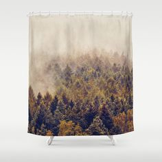 If You Had Stayed Shower Curtain