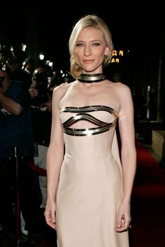 22 Times Cate Blanchett Proved To Be The Most Glamorous Woman On Earth