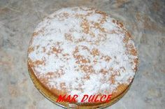 MAR DULCE: BIZCOCHO ESPONJOSO DE LIMÓN Snack Recipes, Cooking Recipes, Snacks, Square Cookies, Pan Dulce, Gluten Free Sweets, Oreo, Bakery, Yummy Food