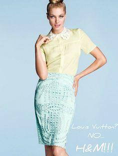 La campagna pubblicitaria di H&M che prende in giro Louis Vuitton   Stylosophy