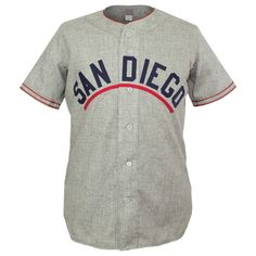 San Diego Padres 1951 Authentic Baseball Jersey