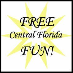 More Than A Coupon Queen : Free Central Florida Fun!