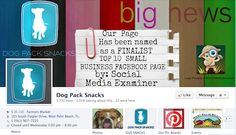 Social Media Examiner's Top 10 Small Business Facebook Pages: 2012 Winners! Some really great examples here of cover photos, custom tabs, & types of engagement.