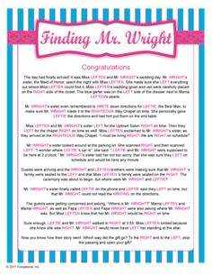 59 Ideas gifts for sister bride shower ideas Bridal Shower Poems, Fun Bridal Shower Games, Bride Shower, Printable Bridal Shower Games, Bridal Shower Gifts, Bridal Gifts, Wedding Showers, Hilarious Bridal Shower Games, Lingerie Shower Games