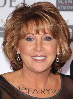 View yourself with this Nancy Lieberman Short Straight Layered Light Chestnut Brunette Bob Haircut with Layered Bangs and Light Blonde Highlights Best Human Hair Wigs, Cheap Human Hair, Braided Hairstyles, Cool Hairstyles, Hairstyle Short, Long Curly Wedding Hair, Big Texas Hair, Brunette Bob Haircut, Light Blonde Highlights
