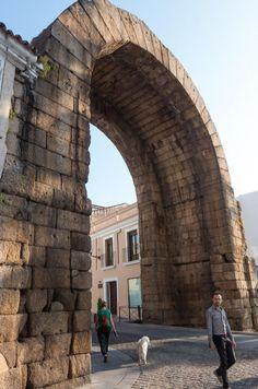 Mérida - Arco de Trajano