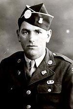 Sgt Walter Skeen, 506th PIR, Company B