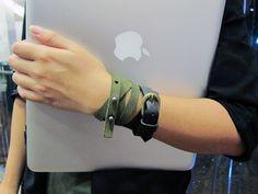 DIY Tutorial: Belt Bracelets » Operation Overhaul