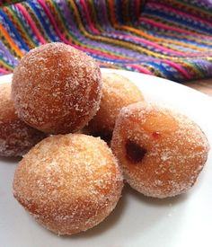 Vegan Jelly Donuts - In Honor of National Donut Day: 6 Vegan Recipes - ChooseVeg.com
