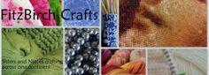 FitzBirch Crafts: Left Handed Crochet - Chain Stitch