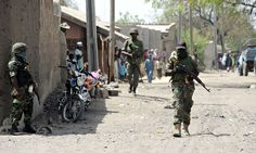 Yanaye Grema hid from Islamist fighters as they ransacked his home town of Baga in northeast Nigeria #JeSuisNigerian