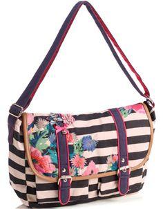 stripe ahoy satchel