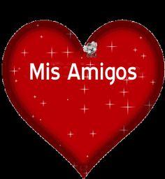 En este Corazón Guardo Siempre a Mis Amigos - ⊹ Imagenes de Amistad ⊹