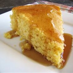 ~Golden Sweet Cornbread~ 1 cup all-purpose flour; 1 cup yellow cornmeal; 2/3 cup white sugar; 1 teaspoon salt; 3 1/2 teaspoons baking powder; 1 egg; 1 cup milk; 1/3 cup vegetable oil
