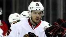 Anisimov Back for Blackhawks vs. Predators - http://www.nbcchicago.com/news/local/Anisimov-Back-for-Blackhawks-vs-Predators-Saturday-415404493.html