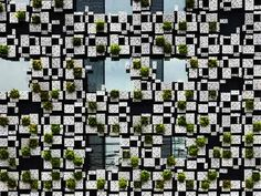 World tour of living walls - Japan