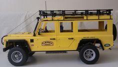 Camel Trophy #LandRover | The Lego Car Blog