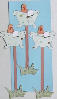 Pam's Paper Piecings: Birdbath