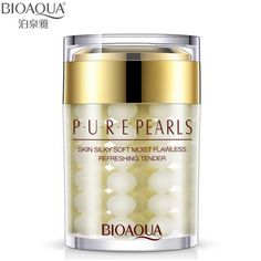 $5.01 (Buy here: https://alitems.com/g/1e8d114494ebda23ff8b16525dc3e8/?i=5&ulp=https%3A%2F%2Fwww.aliexpress.com%2Fitem%2F60g-BIOAQUA-Brand-Pearl-Face-Cream-Skin-Care-Hyaluronic-Acid-Deep-Moisturizing-Anti-Wrinkle-Face-Care%2F32656926863.html ) 60g BIOAQUA Brand Pure Pearl Cream Skin Care Hyaluronic Acid Deep Moisturizing Anti Wrinkle Face Care Whitening Essence Cream for just $5.01