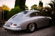 1959 Porsche 356 Maintenance of old vehicles: the material for new cogs/casters/gears/pads could be cast polyamide which I (Cast polyamide) can produce
