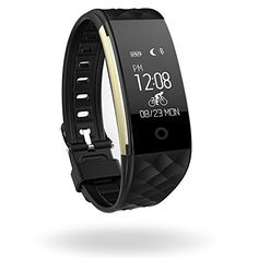 d0ded62c932 Fitness Tracker Watch with Heart Rate Monitor MLVOC S2 Bluetooth 40 Smart  Bracelet Fitness Band Activity