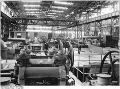 Bundesarchiv: VEB Stahlwalzwerk Brandenburg an der Havel