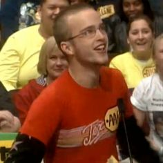 Aaron Paul on the price is right
